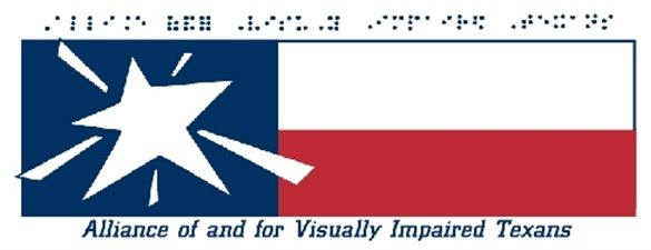 Alliance of and for Visually Impaired Texans
